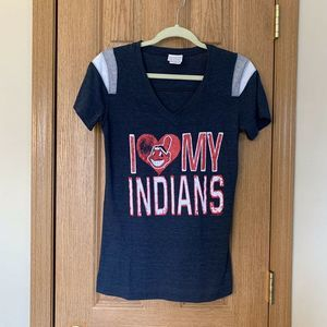Cleveland Indians Tee MLB 5th & Ocean M